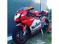 Ducati 749 Marlboro rep