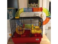 Hamster/mouse/gerbil cage