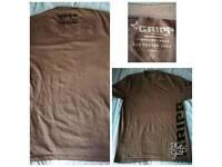 Grip Cotton blend T-shirt