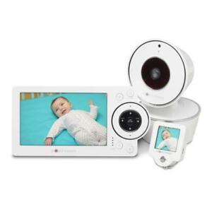 NEW Project Nursery HD Video Baby Monitor System with 1.5-Inch Mini Monitor