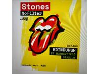 Coach To Stones Concert from Shawlands Cross