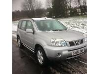 LOVELY 07 XTRAIL YEARS MOT ONLY
