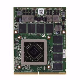 ££££££ AMDR9 290x 4GB GAMING GRAPHICS CARD FOR LAPTOPS - MXM 3.0 - WORKING