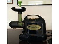 Samson multi-purpose masticating juicer