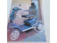 Mobility Scooter For Sale large sturdy 4 wheel