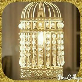 ♡ Bird Cage Pendant ♡