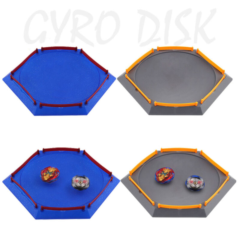 Fun Burst Gyro Arena Disk Duel Spinning Top Beyblades Launch