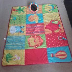 Mother care jungle friends sensory play mat