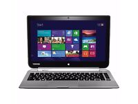 Toshiba Satellite W30Dt 13.3 Inch Windows 10 Touch Detachable 2-in-1 Laptop Tablet PC New & Boxed
