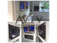 Digital TV Aerial & Sky Satellite Repair Installer Engineer BT & Virgin Phone line repairs installs