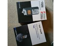 ZOOM H4N Field Recorder & Accessory Kit. Brand New. Boxed. Filmmaking