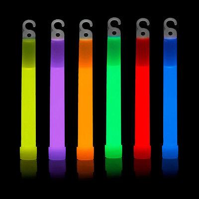 Glo Sticks Pairs Glow In Dark Party Festival Rainbow Light Up Concert Kids Hen](Rainbow Glow Sticks)