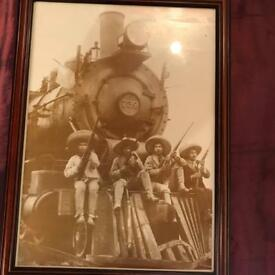 Mexican Locomotive 🚂 Picture