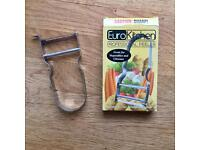 BRAND NEW: Euro Kitchen Professional Peeler: Vegetables and Cheese