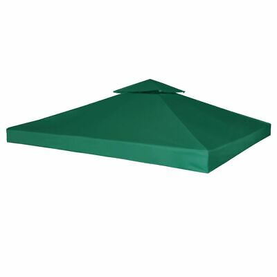 2020 Tendone Tenda Telo Impermeabile Ricambio per Gazebo 310g/m² Verde 3x3m