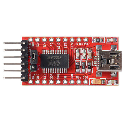 Ft232rl Ftdi Usb To Ttl Serial Converter Adapter Module For