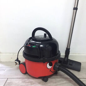 Henry hoover vacuum cleaner - available until July 1st noon