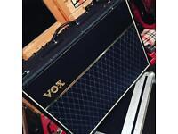 Vox valvetronix vt120 2x12 guitar amplifier