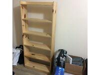 Book shelf / storage self