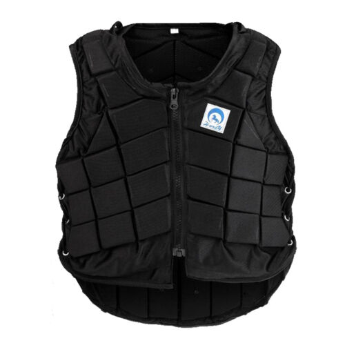 Equestrian Riding Vest Safety Protective Body Protector Waistcoat .