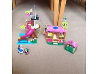 LEGO FRIENDS JUNGLE FALLS RESCUE BASE