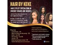 Hairstylist in Leeds specialising in crochet braids,braids & weave (competitive prices, book now)