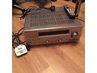 Excellent condition Yamaha DSP-AX759SE AV amp in Titanium finish
