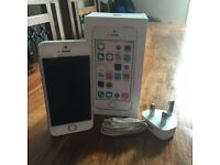 iPhone 5s - Silver - 16GB