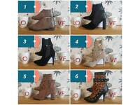 ** BRAND NEW 2 FOR £18 BOOTS BOXED **