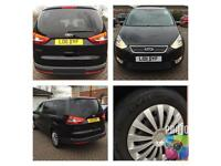 Ford galaxy 2011 auto , spares or repair cheap bargain , need space asp