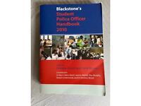 Blackstone's Student Officer Hanbook 2010