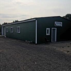 Commercial unit for rent