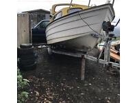 16-17ft Maryland boat