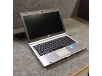 HP Elitebook 2560p Intel i5 8GB ram Win10
