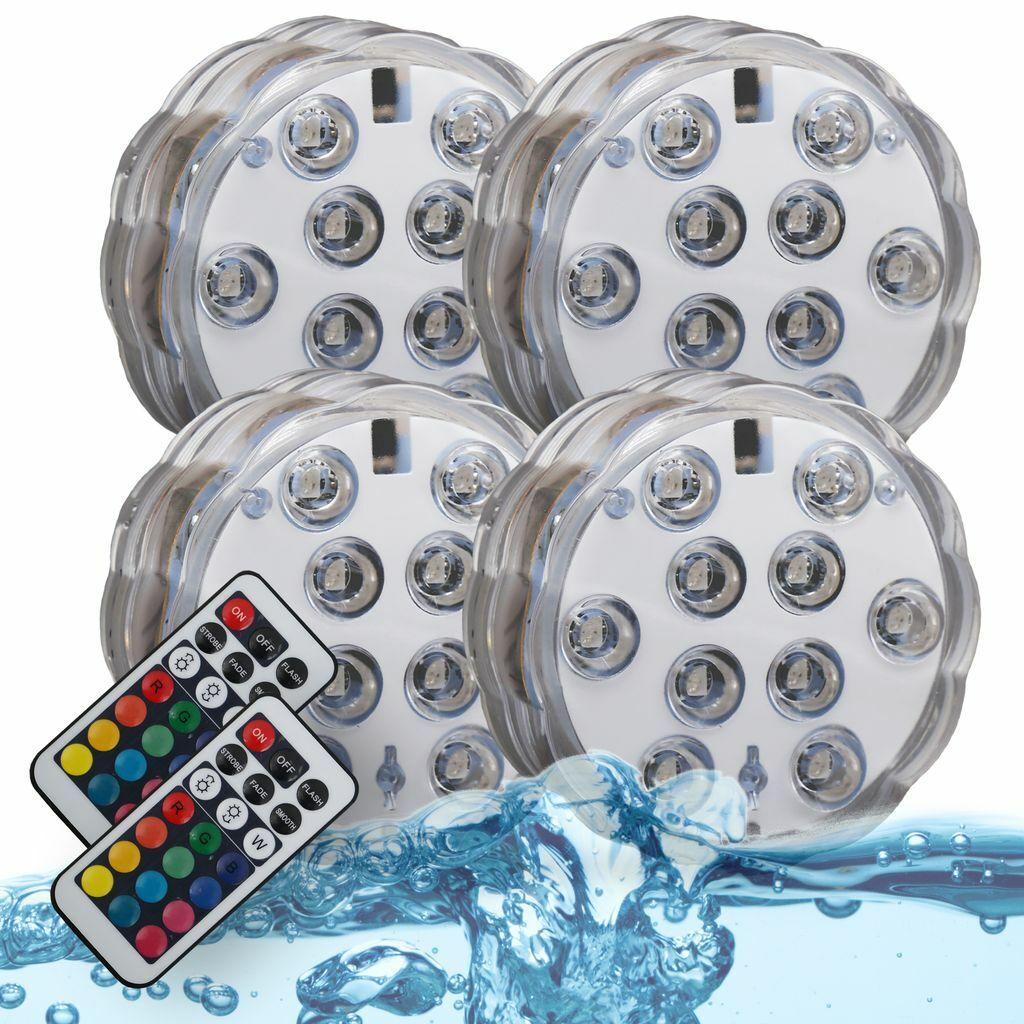 Gartenlampe Teichlampen OSAGA Teichbeleuchtung LED Aquariumbeleuchtung