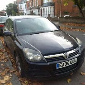 Vauxhall Astra 2005 1.4L Manual - 68k mileage - misfiring needs attention - spares / repairs