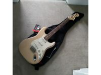 2008 Fender USA Highway One Stratocaster (Honey Blonde)