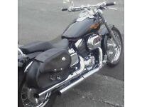 honda shadow 2001 750 custom