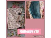 Flutterby bag change bag