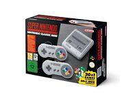 Nintendo Classic Mini SNES - Brand New