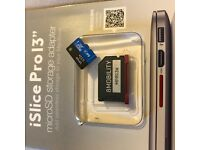 8Mobility iSlice Pro with 64GB Micro SD