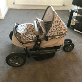 Mothercare travel system complete with instructions