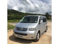 VW CARAVELLE EXECUTIVE 2.5 TDI 7 SEATS, IN IMMACULATE CONDITION.