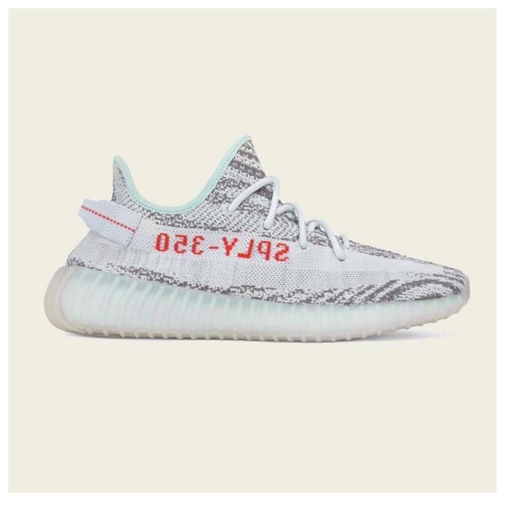 44f310660 ADIDAS x Kanye West Yeezy Boost 350 V2 BLUE TINT 16.12.17 With Original  Receipt 100sales