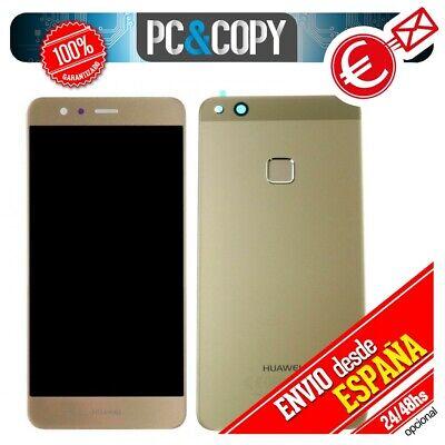 S946 Pantalla LCD + Tapa trasera originales para Huawei P10 Lite DORADO...