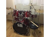Fully Refurbished CB Drum Kit // Free Local Delivery