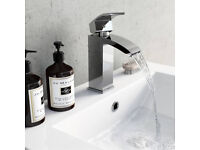 *New & Boxed* Orchard Century Basin Sink Mixer Tap