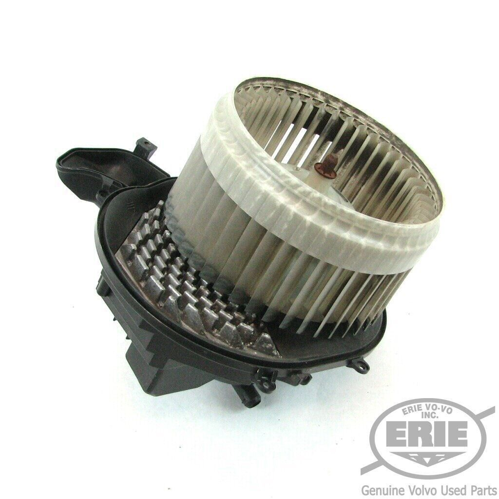 Volvo S80 V70 S60 Xc90 Oem Heater Blower Motor 9171479 W  Resistor 8693262