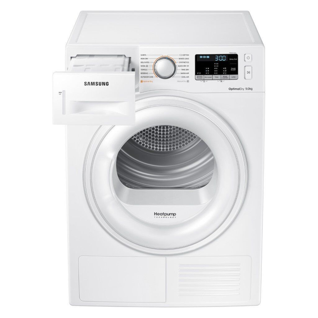 Samsung 9kg Heat Pump Tumble Dryer - BUY NOW PAY LATER