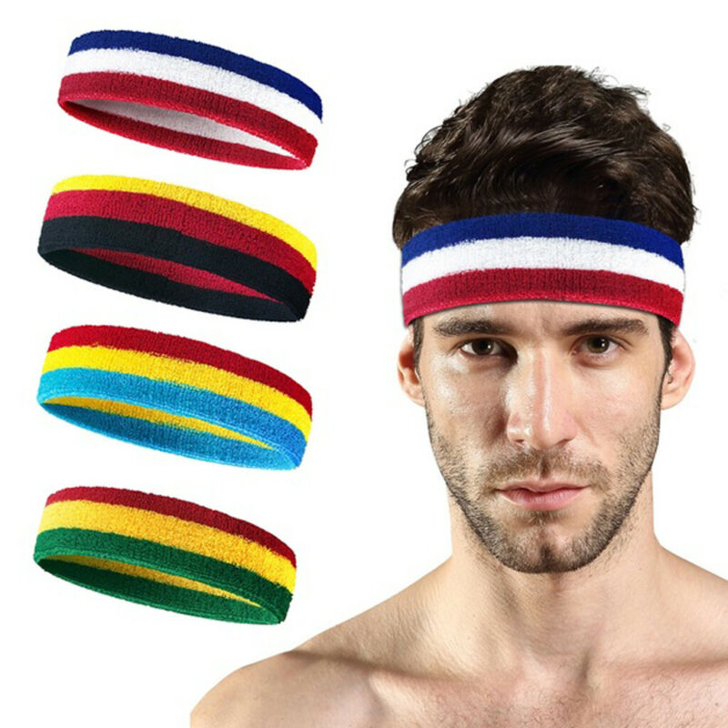 Head Band Running Yoga  Basketball Stretch  Hairbands Sweat